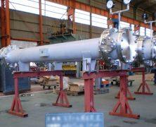 製作事例 第二種圧力容器、タンク