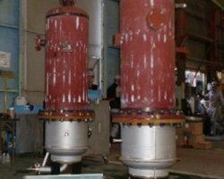 製作実績 第二種圧力容器