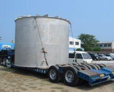 製作実績 平底貯槽(大型タンク)
