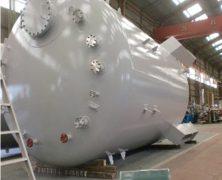 製作実績 大型タンク