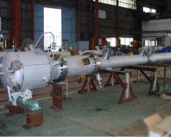 製作実績 加圧回収塔(第一種圧力容器)