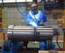 製作実績 配管溶接(厚物)1